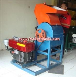Mesin Penghancur Limbah Plastik (Plastic Crusher) – Usaha Pembuatan Biji Plastik