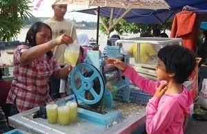 Mesin Es Sari Tebu Usaha Pembuatan Minuman Sari Tebu