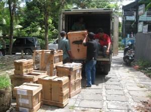 Pengiriman dan Pelatihan Mesin Usaha Resto Denpasar Bali