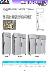 Blast Chiller | Blast Freezer