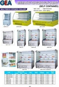 Mini / Supermarket Convinence | Minimarket Refrigeration Cabinet | Supermarket Refrigeration Cabinet
