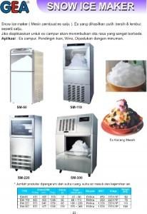 Snow Ice Maker   Flake Ice Maker
