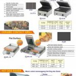 Electrical Contact Grill