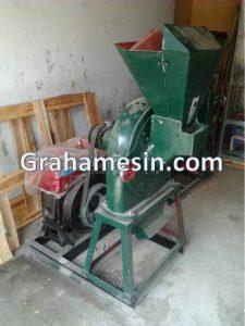 Mesin Penepung Biji-Bijian | Alat Penggiling Biji-bijian | Disc Mill