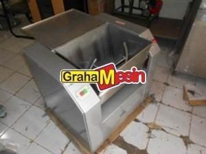 Mesin Dough Mixer | Alat Mixer Roti Horizontal | Dough Mixer Praktis