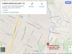 Alamat Toko Mesin Di Malang | Pabrik Mesin Malang