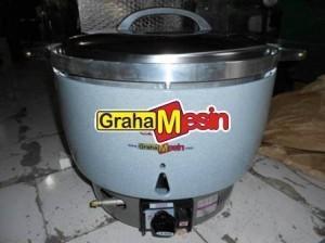 Mesin Rice Cooker Commercial   Alat Penanak Nasi   Mesin Pemasak Nasi