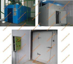 Cold Room: Ruang Penyimpanan Sistem Pendingin