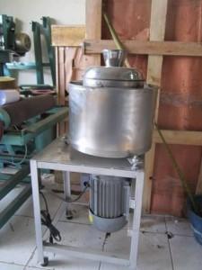 Mesin Adonan Bakso | Alat Mixer Adonan Bakso