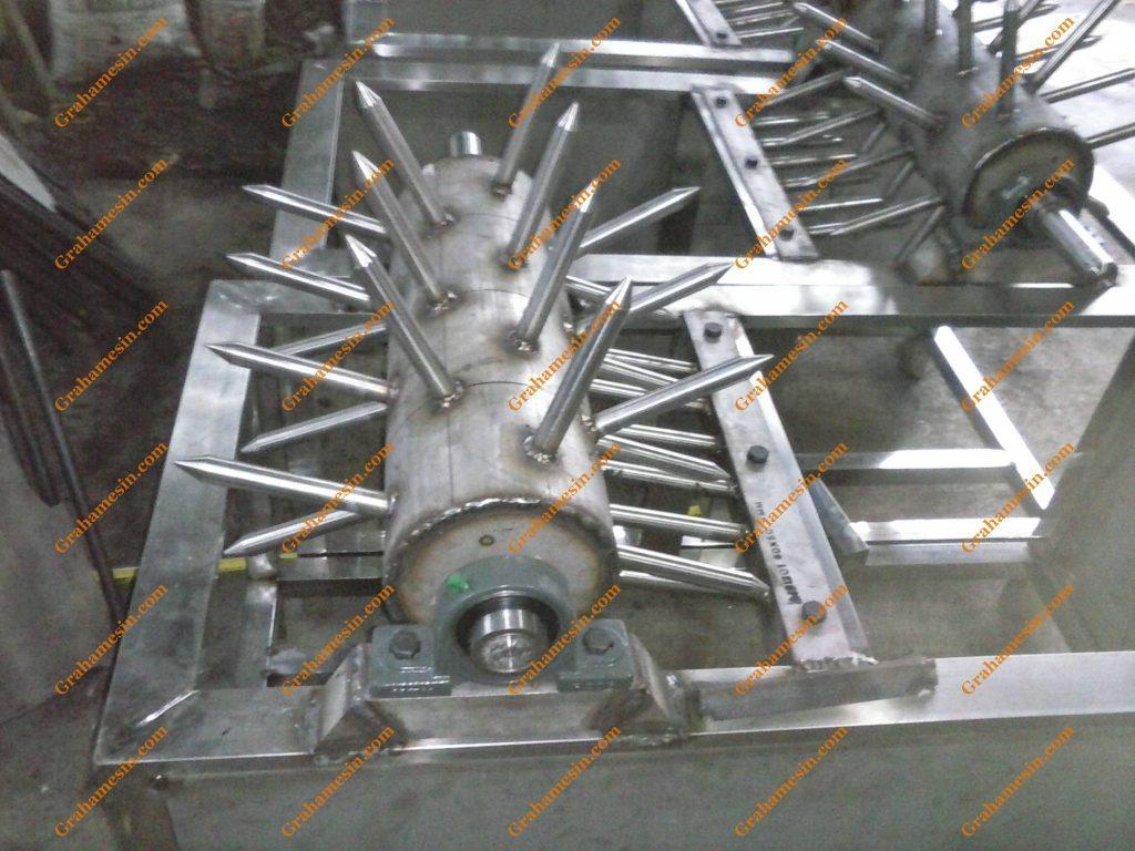 Mata Pisau Mesin Penghancur Es | Mesin Pabrik Es