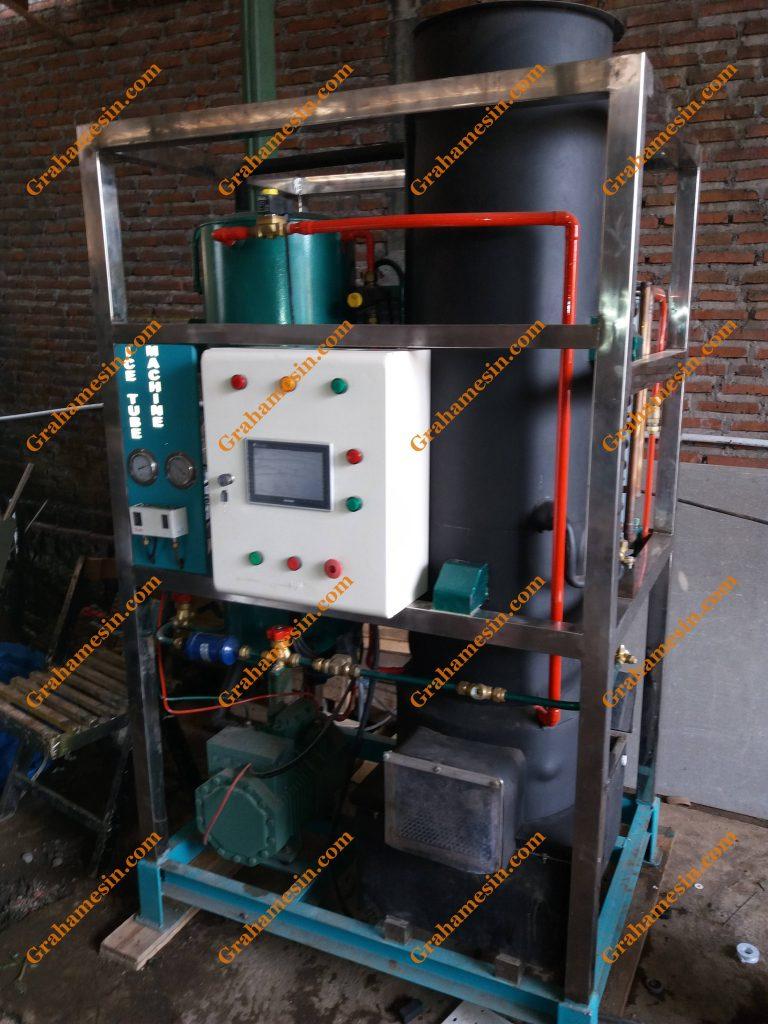 mesin pembuat es batu tube murah