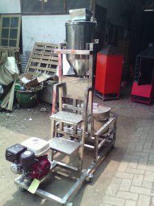 mesin blender buah dan spinner