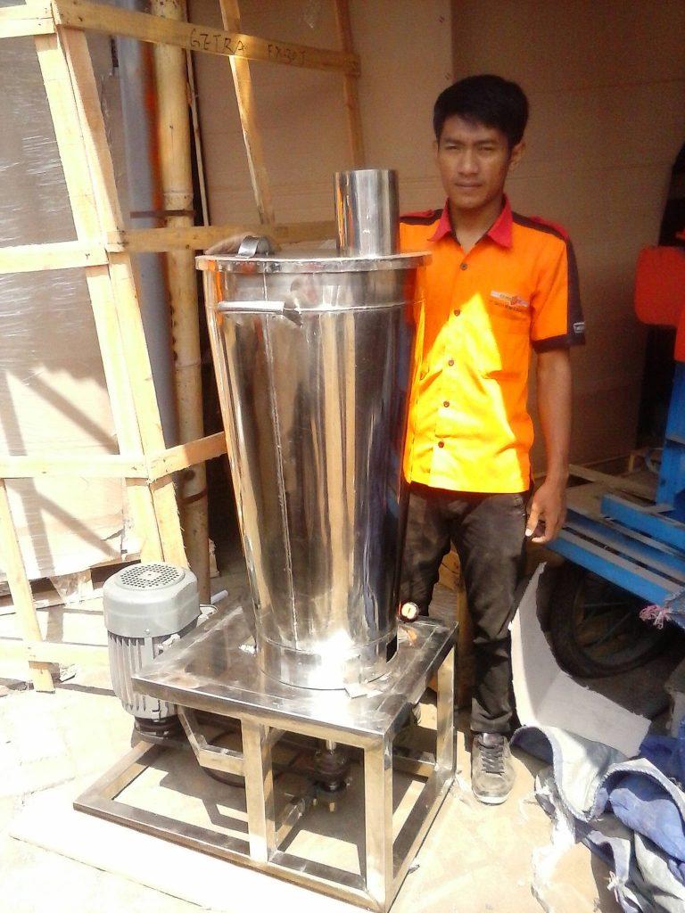 mesin blender bumbu dapur