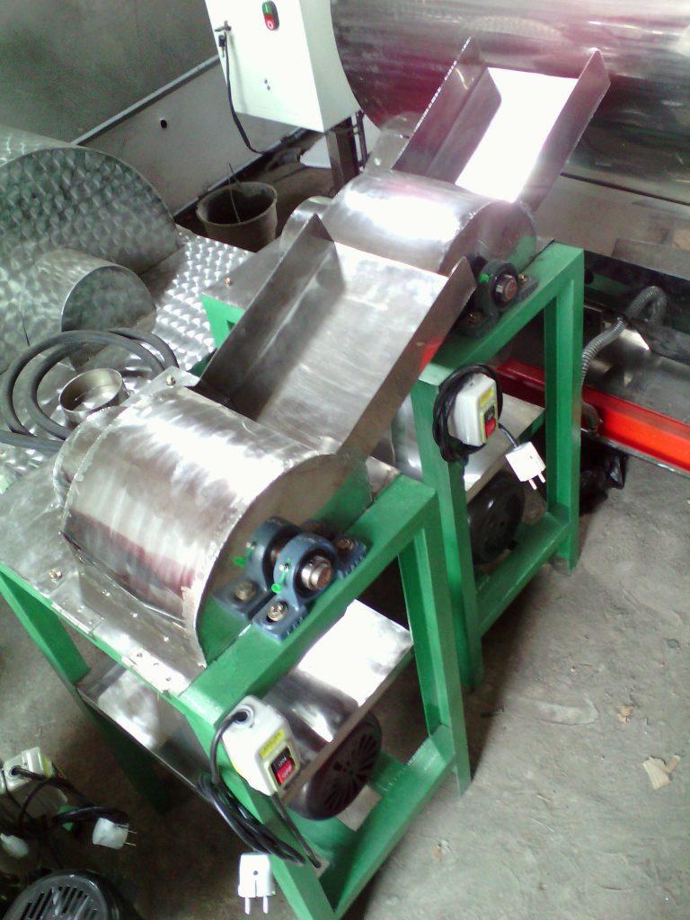 Mesin Suwir Daging Abon 2