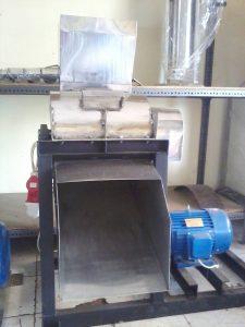 Mesin Perajang Ikan Kasar Untuk Abon