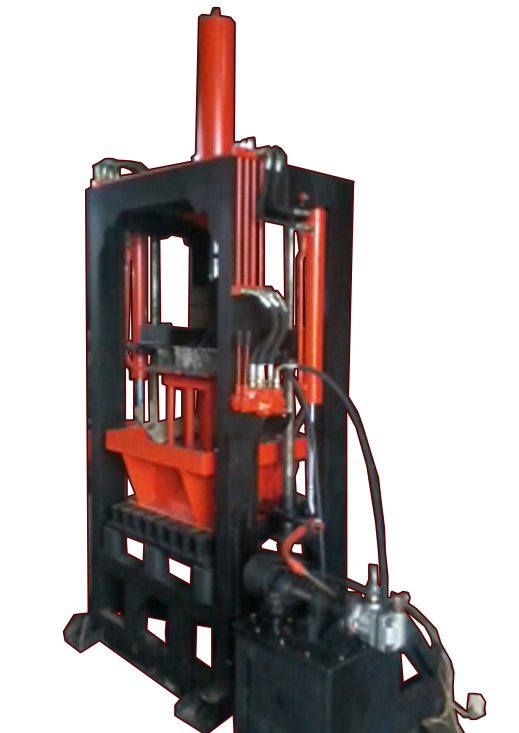 Mesin Press Hidrolik Cetak Batako Dan Paving