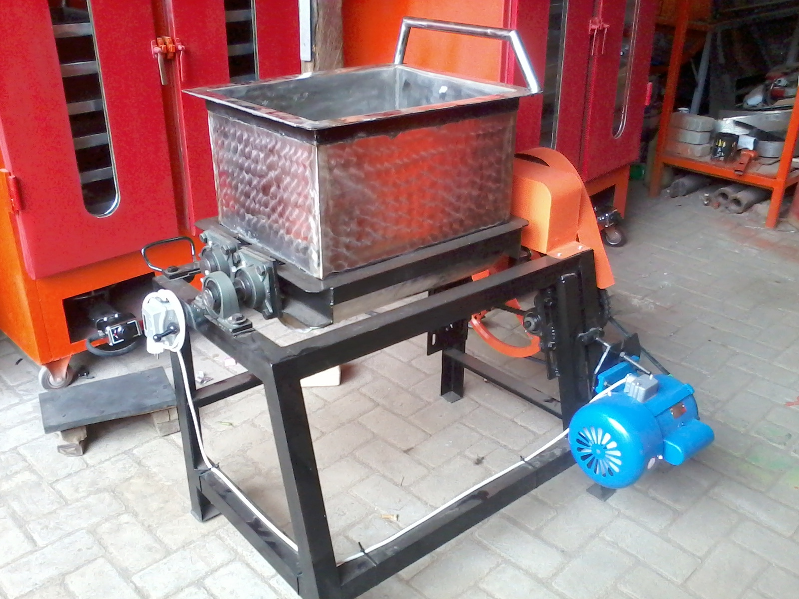 Mixer Adonan Kerupuk