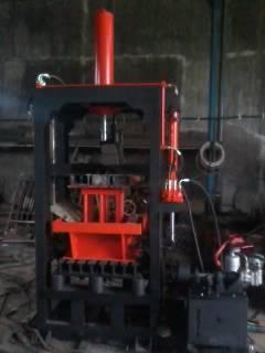 Press Hidrolik Batako Dan Paving