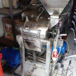 Mesin Penepung Biji-Bijian Steinless Steel