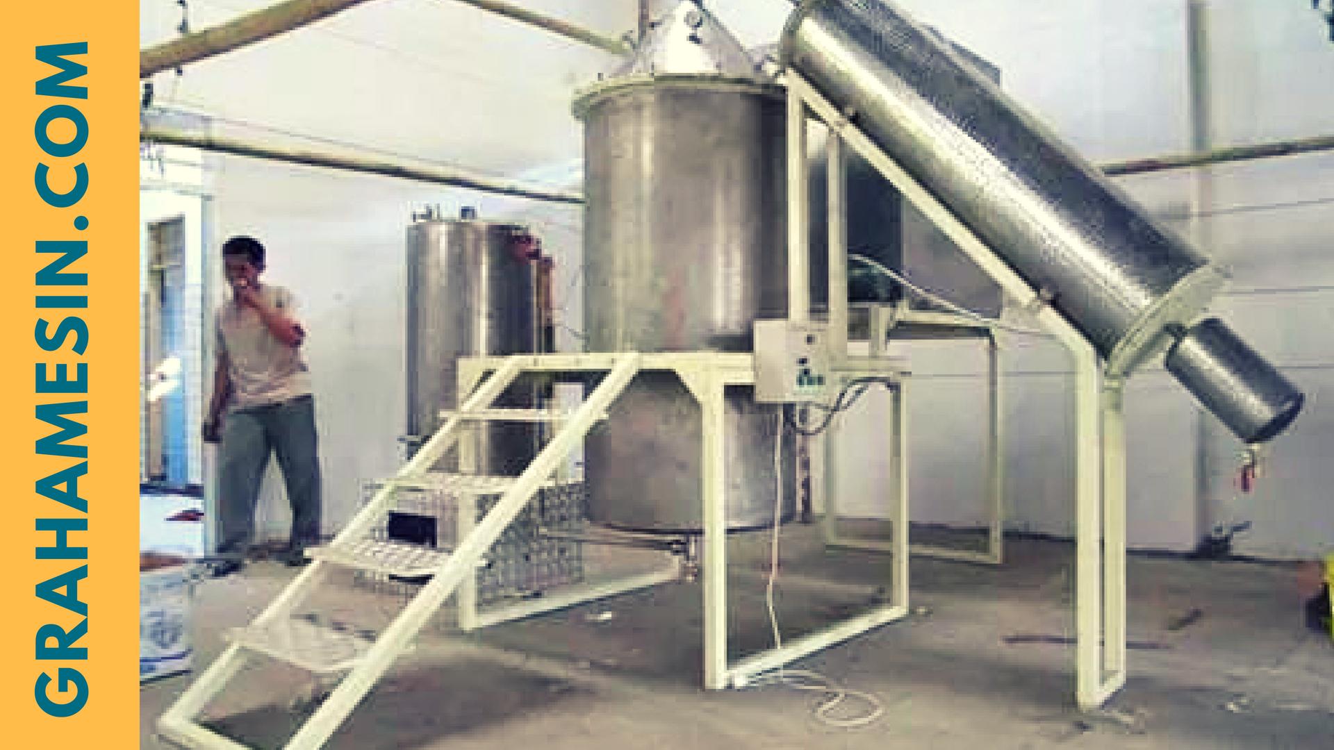 mesin destilasi sistem boiler 2