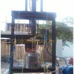 mesin pengepah minyak