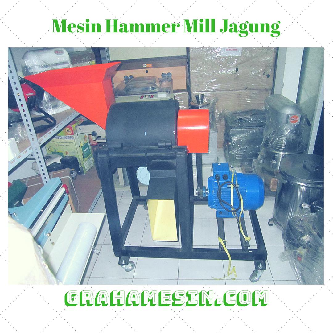 gambar mesin hammer mill jagung