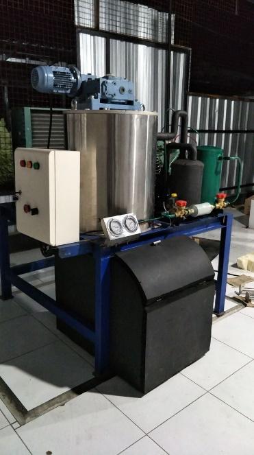 mesin ice flake terbaru