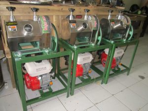 Mesin Press Tebu Atau Sugar Cane